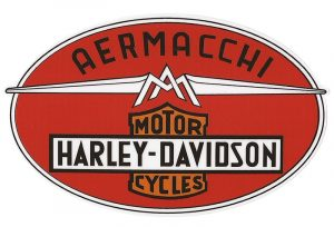 Logo AERMACCHI-H.DAVIDSON