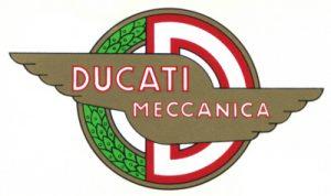 Logo MOTO DUCATI