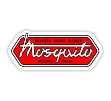 Logo GARELLI MOSQUITO