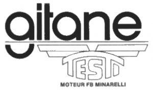 Logo GITANE TESTI