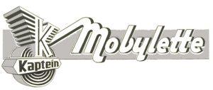 Logo KAPTEIN MOBYLETTE