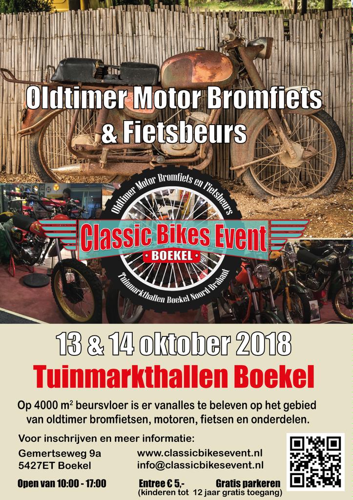 Classic Bikes Event - Boekel