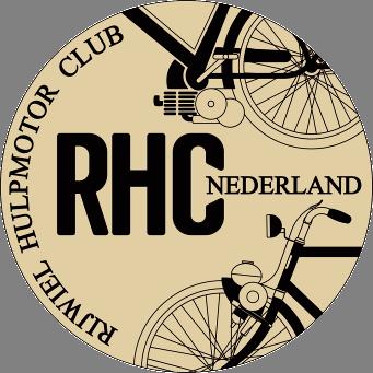 Rijwiel Hulpmotor Club Nederland (RHC) logo