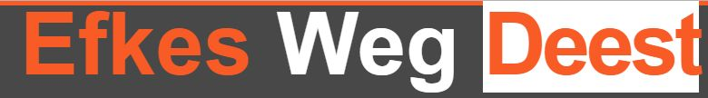 Efkes Weg Deest Brommerclub Logo