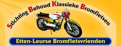 Etten Leurse Bromfietsvrienden Brommerclub Brommer Club Logo