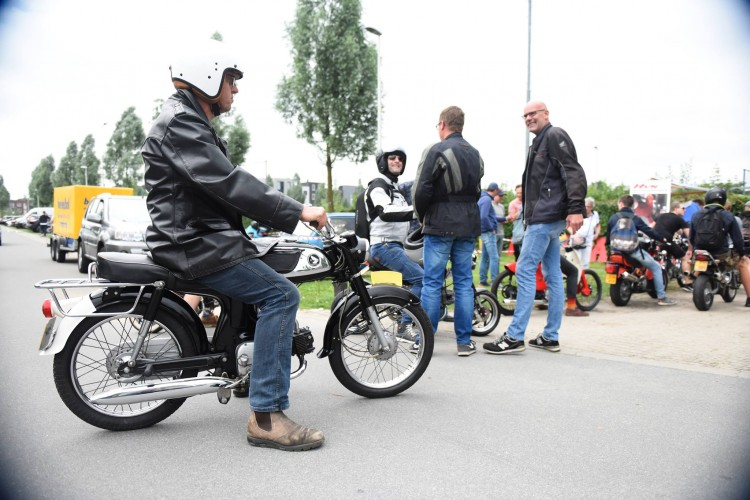 Honda Vereniging Nederland foto HVN