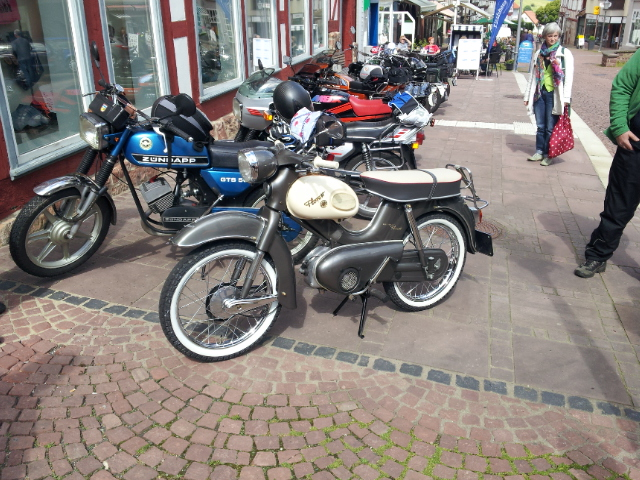 Zündapp Club Achterhoek foto