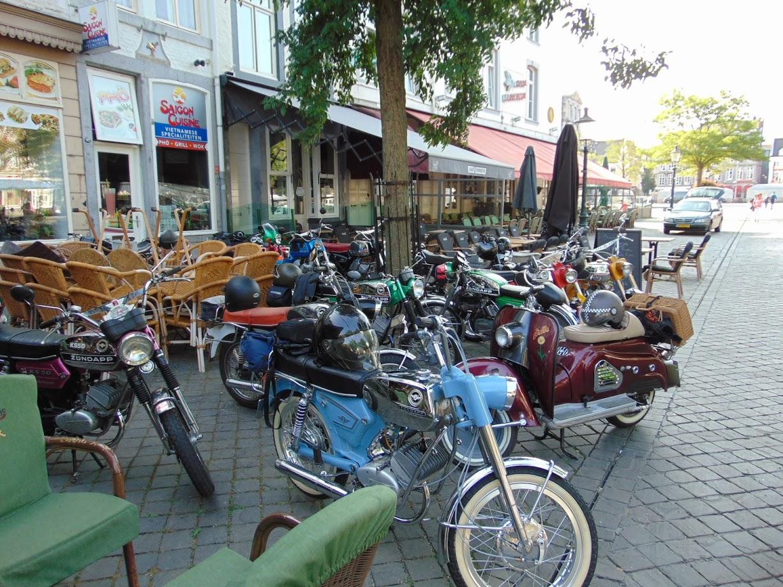 Zundapp Club Maastricht Foto