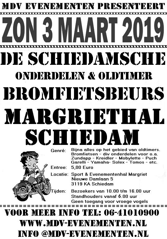 Schiedamse Oldtimer Motor & Bromfiets