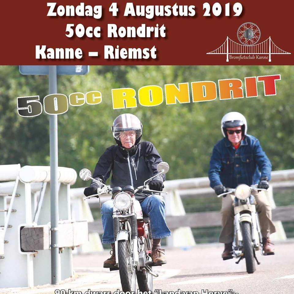 50cc Rondrit Kanne - Riemst