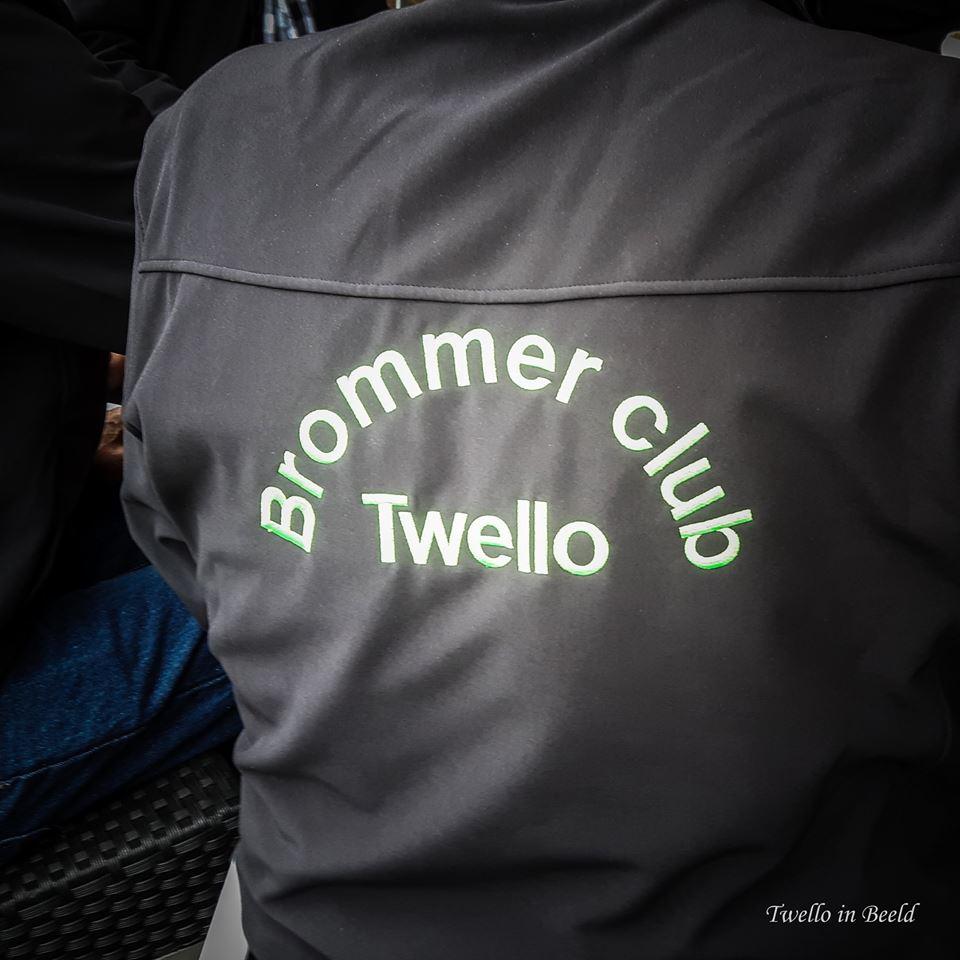 Bromfiets Toerrit  - Twello