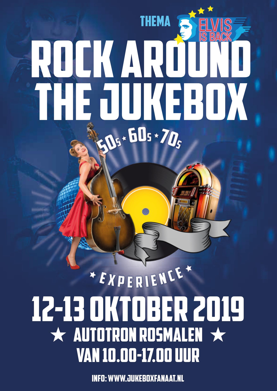 Rock around the Jukebox  Autotron Rosmalen