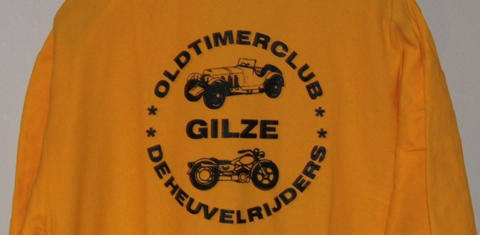 Herfstrit Heuvelrijders  Gilze.