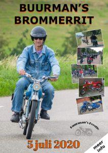 Buurmans Brommerrit 2020