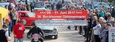 Bockhorner Oldtimer en Onderdelenmarkt