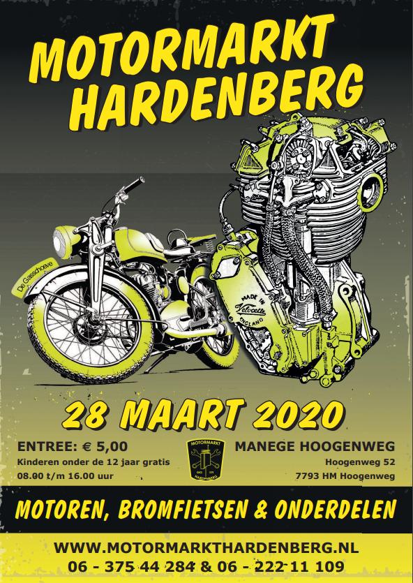 Motormarkt Hardenberg  Hoogenweg