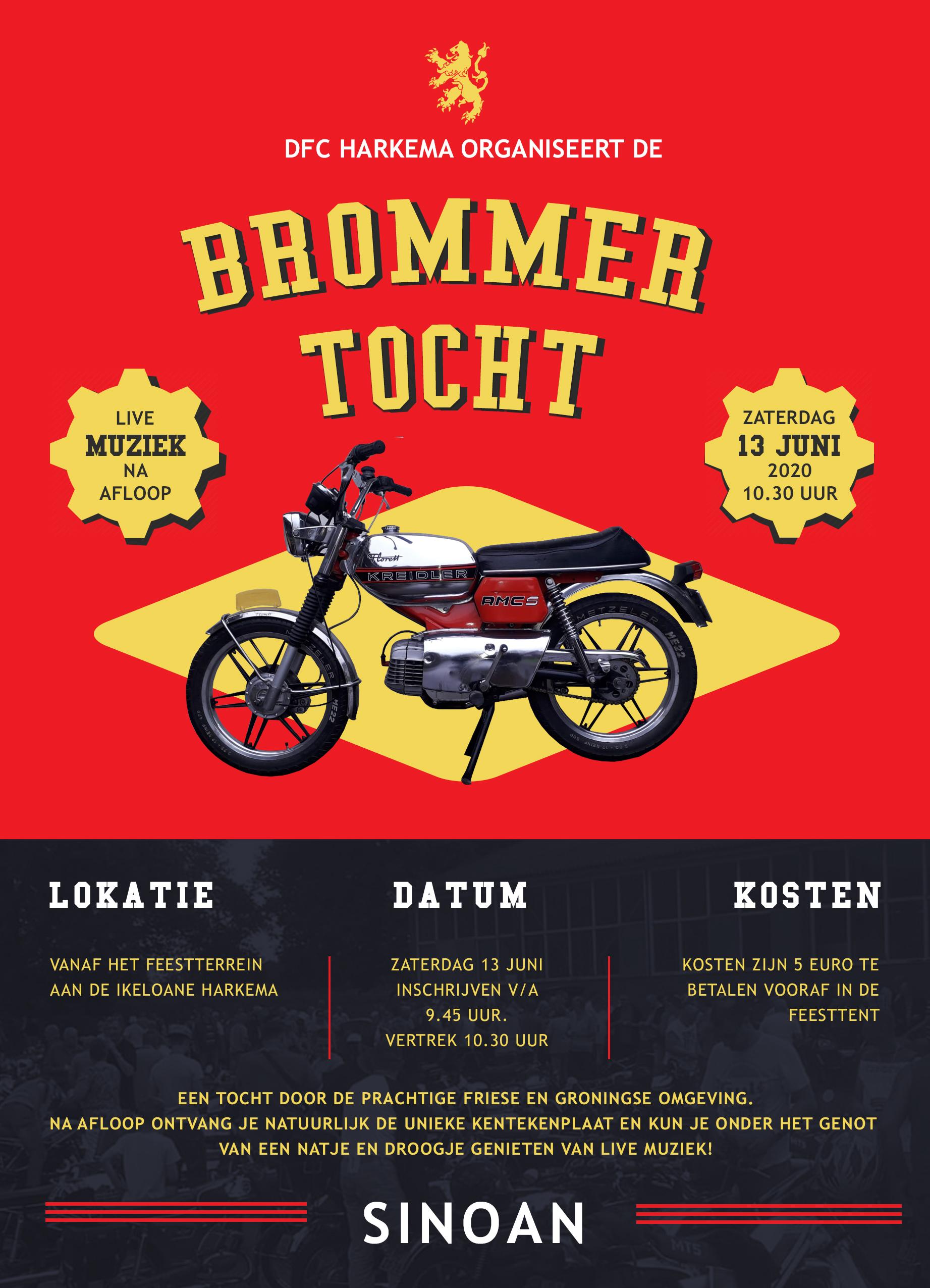DFC Harkema Brommertocht